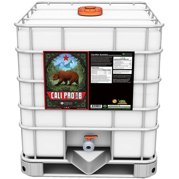 Emerald Harvest® Cali Pro® Bloom B, 270 gal | Special Order Only