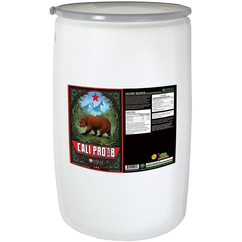 Emerald Harvest® Cali Pro® Bloom B, 55 gal | Special Order Only