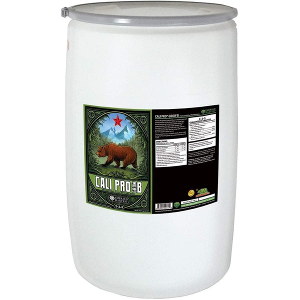 Emerald Harvest® Cali Pro® Grow B 55 Gal | Special Order Only Nutrients Liquid