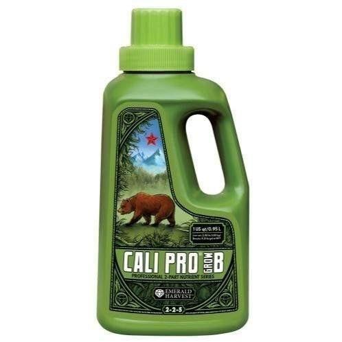 Emerald Harvest® Cali Pro® Grow B Qt Nutrients | Liquid