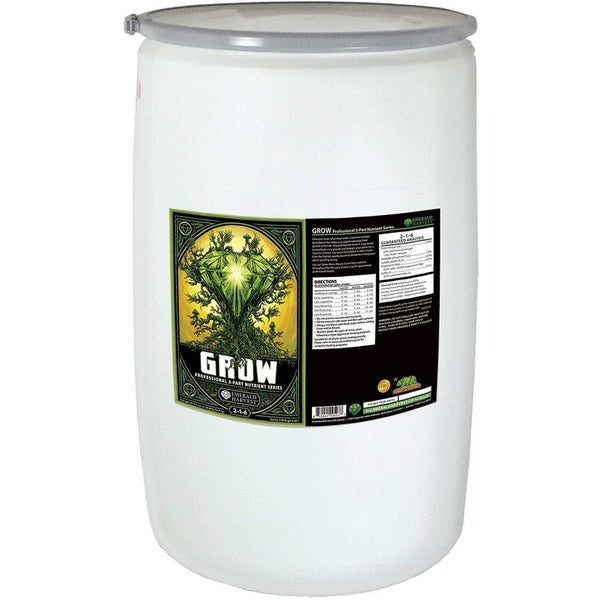 Emerald Harvest® Grow 55 Gal | Special Order Only Nutrients Liquid