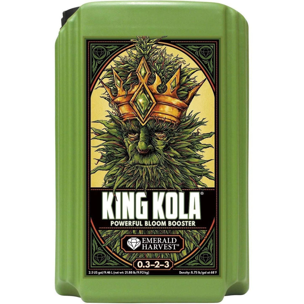Emerald Harvest® King Kola®, 2.5 gal (FL, NM, PA Label)