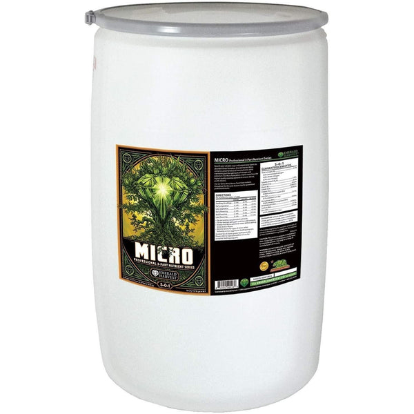 Emerald Harvest® Micro 55 Gal | Special Order Only Nutrients Liquid