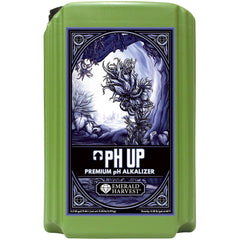 Emerald Harvest® pH Up, 2.5 gal