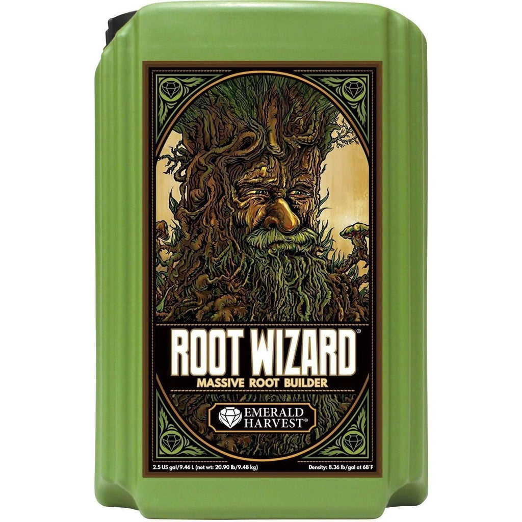 Emerald Harvest® Root Wizard®, 2.5 gal (FL, GA, MN Label)
