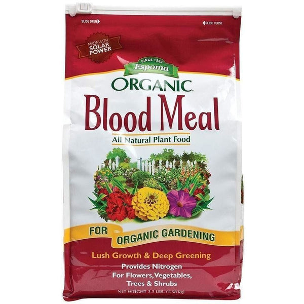 Espoma® Blood Meal 3.5 Lb Nutrients | Granular & Powder