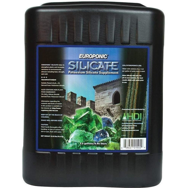 Europonic® Silicate 2.5 Gal Nutrients | Liquid
