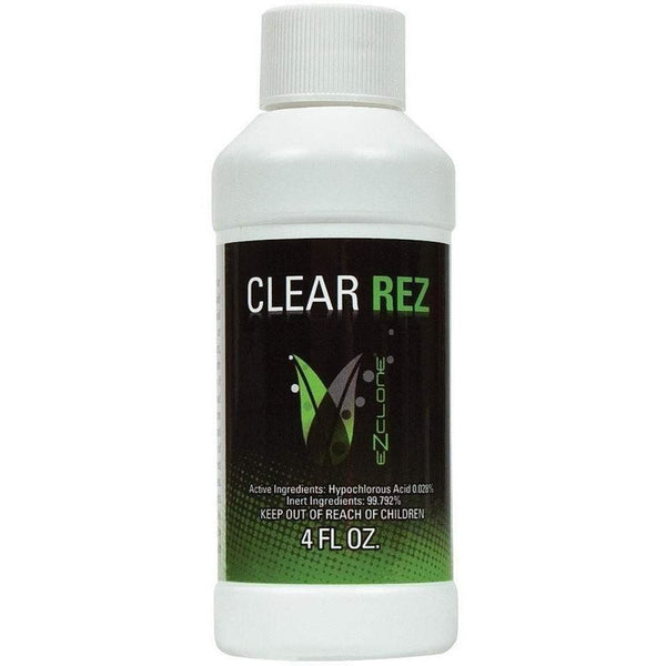 Ez-Clone® Clear Rez 4 Oz Hydroponics | Cleaners & Treatments