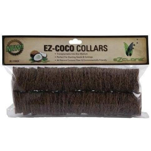 EZ-CLONE® EZ-Coco Collars | Pack of 35