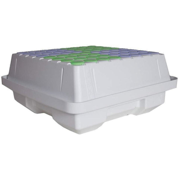 Ez-Clone® Low Pro Lid And Reservoir Set White 64 Site | Special Order Only Cloning Systems