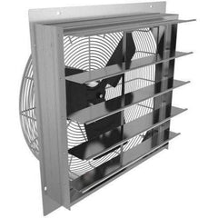 "Fantech 36"" Shutter Mounted Exhaust Fan, 8058 CFM 