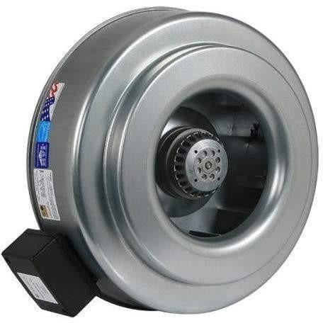 "Fantech Indoor Inline 12"" Centrifugal Fan FG 12XL, 956 CFM 