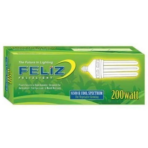 Feliz Blue Fluorescent 200 Watt, 6500K