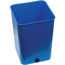Flo-n-Gro® Blue Bucket, 4 gal