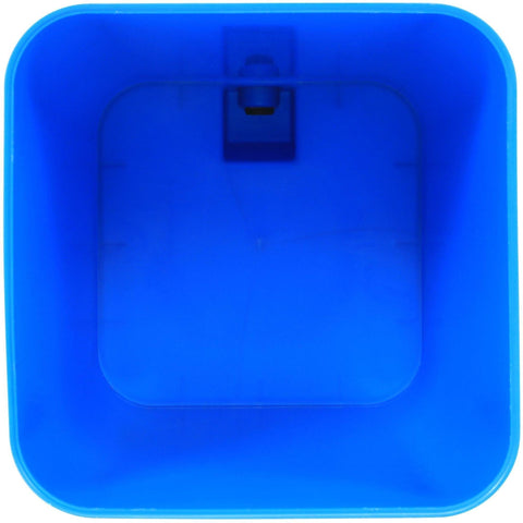 Flo-n-Gro® Bottom Drain Blue Bucket, 4 gal