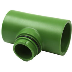 FloraFlex® Flora Pipe Tee Fitting, 1""