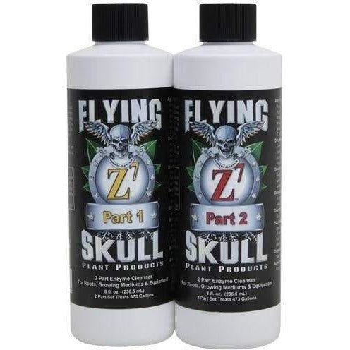 Flying Skull Z7 Enzyme Cleanser, 8 oz