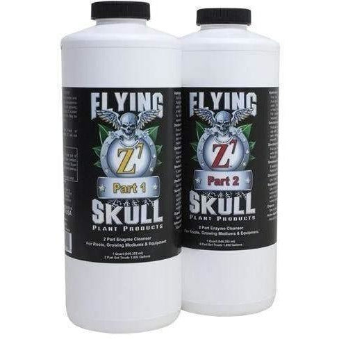 Flying Skull Z7 Enzyme Cleanser Qt Hydroponics | Cleaners & Treatments
