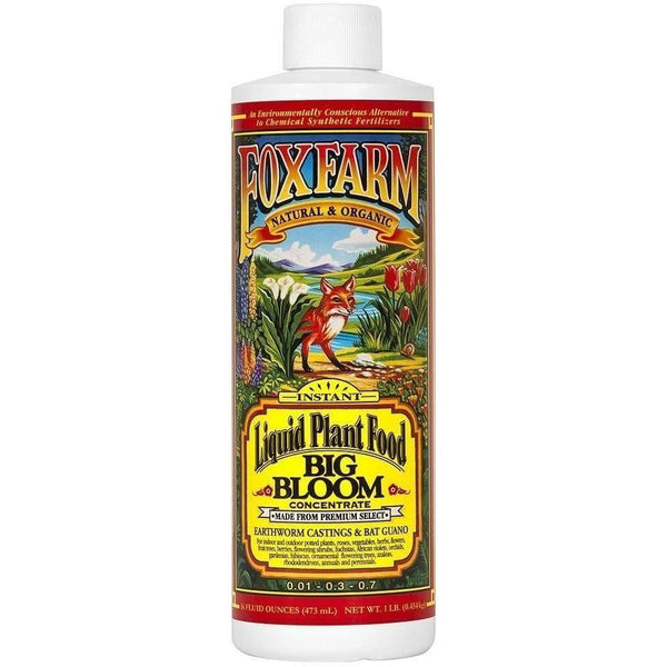 Foxfarm® Big Bloom® Liquid Plant Food Pt Nutrients |