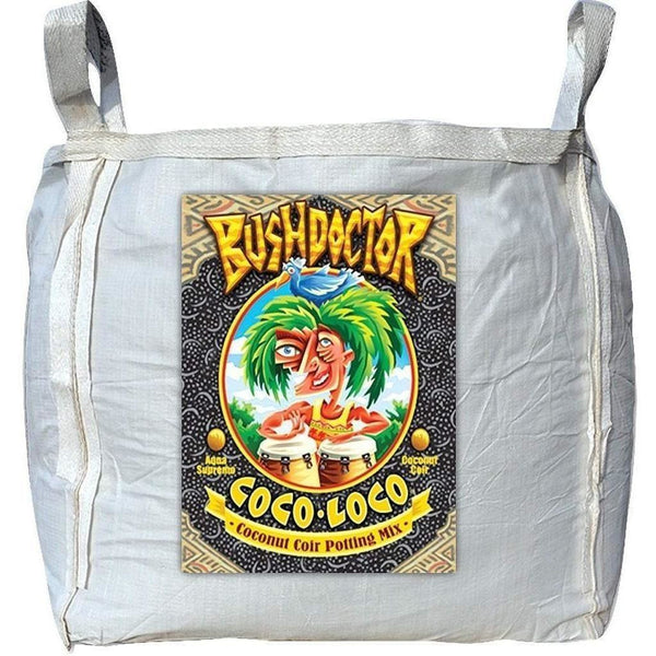 Foxfarm® Bush Doctor® Coco Loco® Potting Mix Bulk Tote 27 Cu Ft (In Mo Fl Ga Only) | Special Order Only Grow Media Sizes