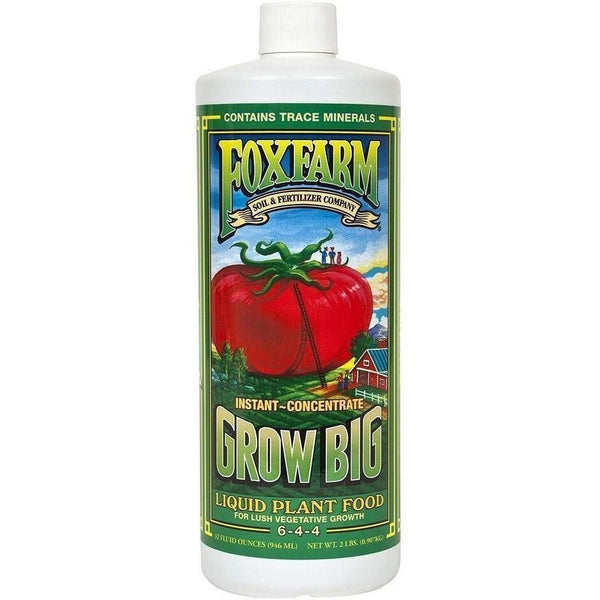 FoxFarm® Grow Big® Liquid Plant Food, qt