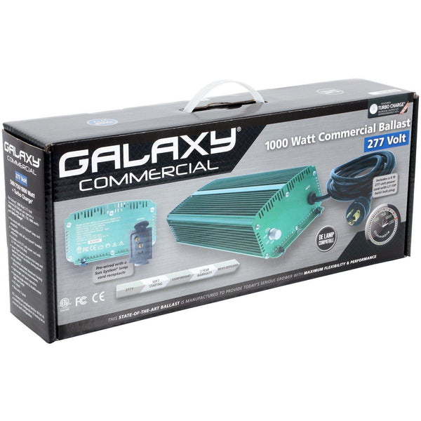 Galaxy® Remote Commercial Ballast 1000 Watt 277 Volt Hid | Digital Ballasts