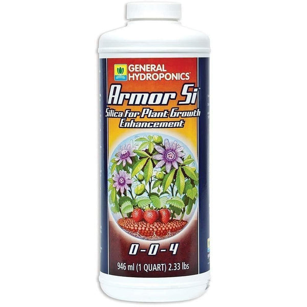 General Hydroponics® Armor Si Qt Nutrients | Liquid