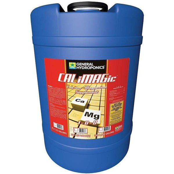 General Hydroponics® Calimagic 15 Gal | Special Order Only Nutrients Liquid