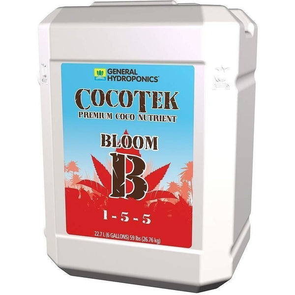 General Hydroponics® CocoTek® Bloom B, 6 gal