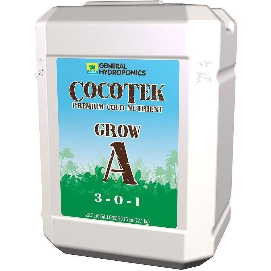 General Hydroponics® CocoTek® Grow A, 6 gal