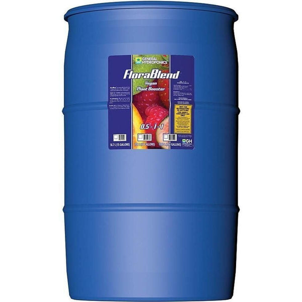 General Hydroponics® Florablend® 55 Gal | Special Order Only Nutrients Liquid