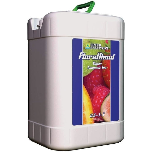 General Hydroponics® Florablend® 6 Gal Nutrients | Liquid