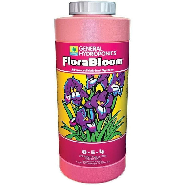 General Hydroponics® Florabloom® Pt Nutrients | Liquid