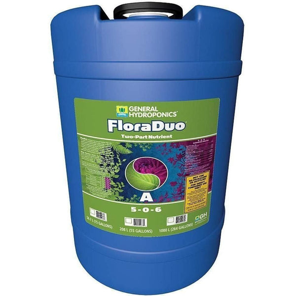 General Hydroponics® Floraduo® A 15 Gal | Special Order Only Nutrients Liquid