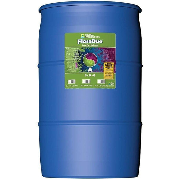 General Hydroponics® Floraduo® A 55 Gal | Special Order Only Nutrients Liquid