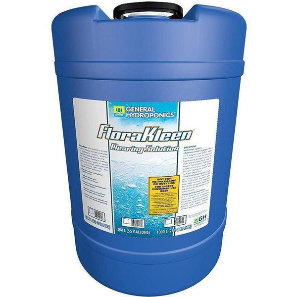General Hydroponics® Florakleen® 15 Gal | Special Order Only Nutrients Liquid
