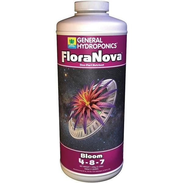 General Hydroponics® Floranova® Bloom Qt Nutrients | Liquid