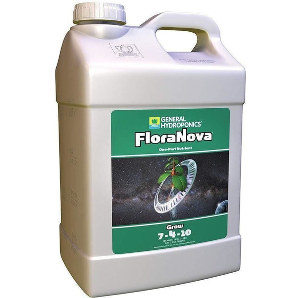 General Hydroponics® Floranova® Grow 2.5 Gal Nutrients | Liquid