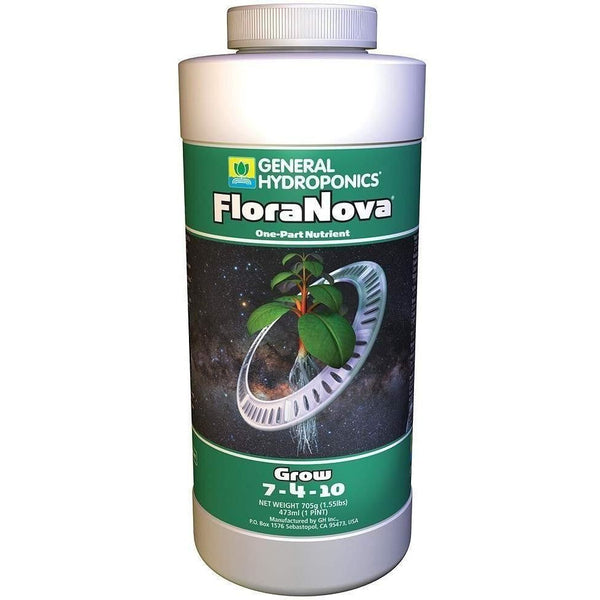 General Hydroponics® Floranova® Grow Pt Nutrients | Liquid