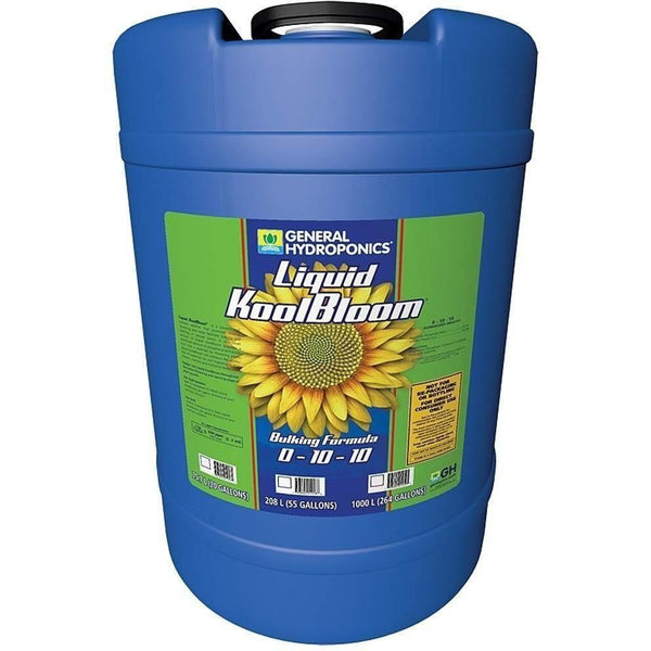 General Hydroponics® Liquid KoolBloom®, 15 gal