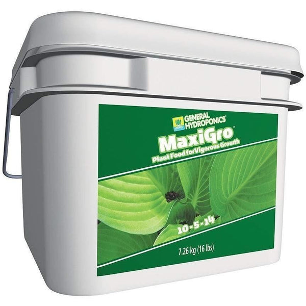 General Hydroponics® Maxigro 16 Lb Nutrients | Granular & Powder
