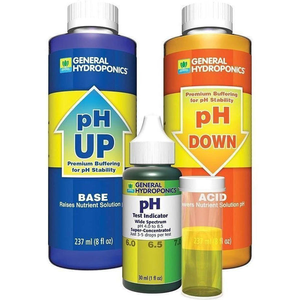 General Hydroponics® Ph Control Kit Nutrients |