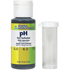 General Hydroponics® pH Test Kit