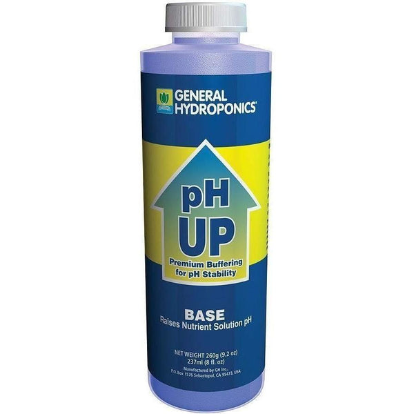 General Hydroponics® Ph Up 8 Oz Nutrients | Control