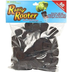 General Hydroponics® Rapid Rooter® Plugs | Pack of 50