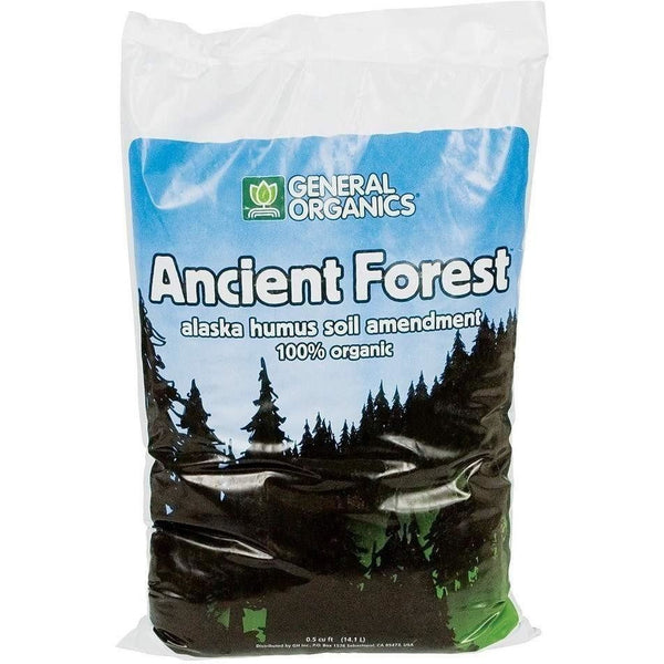 General Organics® Ancient Forest 0.5 Cu Ft Grow Media | Amendments
