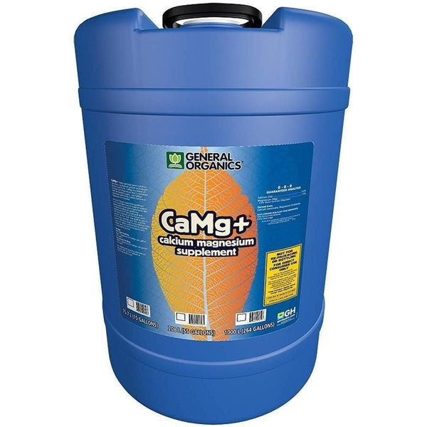 General Organics® Camg+® 15 Gal | Special Order Only Nutrients Liquid
