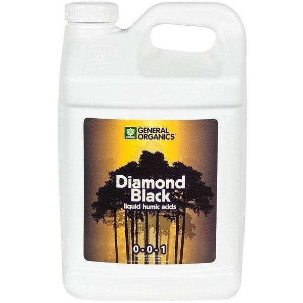 General Organics® Diamond Black, 2.5 gal