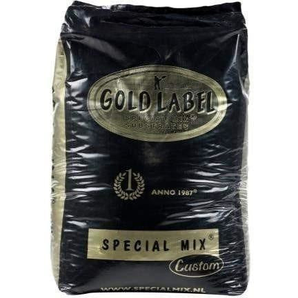 Gold Label Custom 80/20 Mix 50L Grow Media | Coco Coir