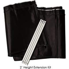 "Gorilla Grow Tent, 96"" x 192"" Height Extension Kit 24"""